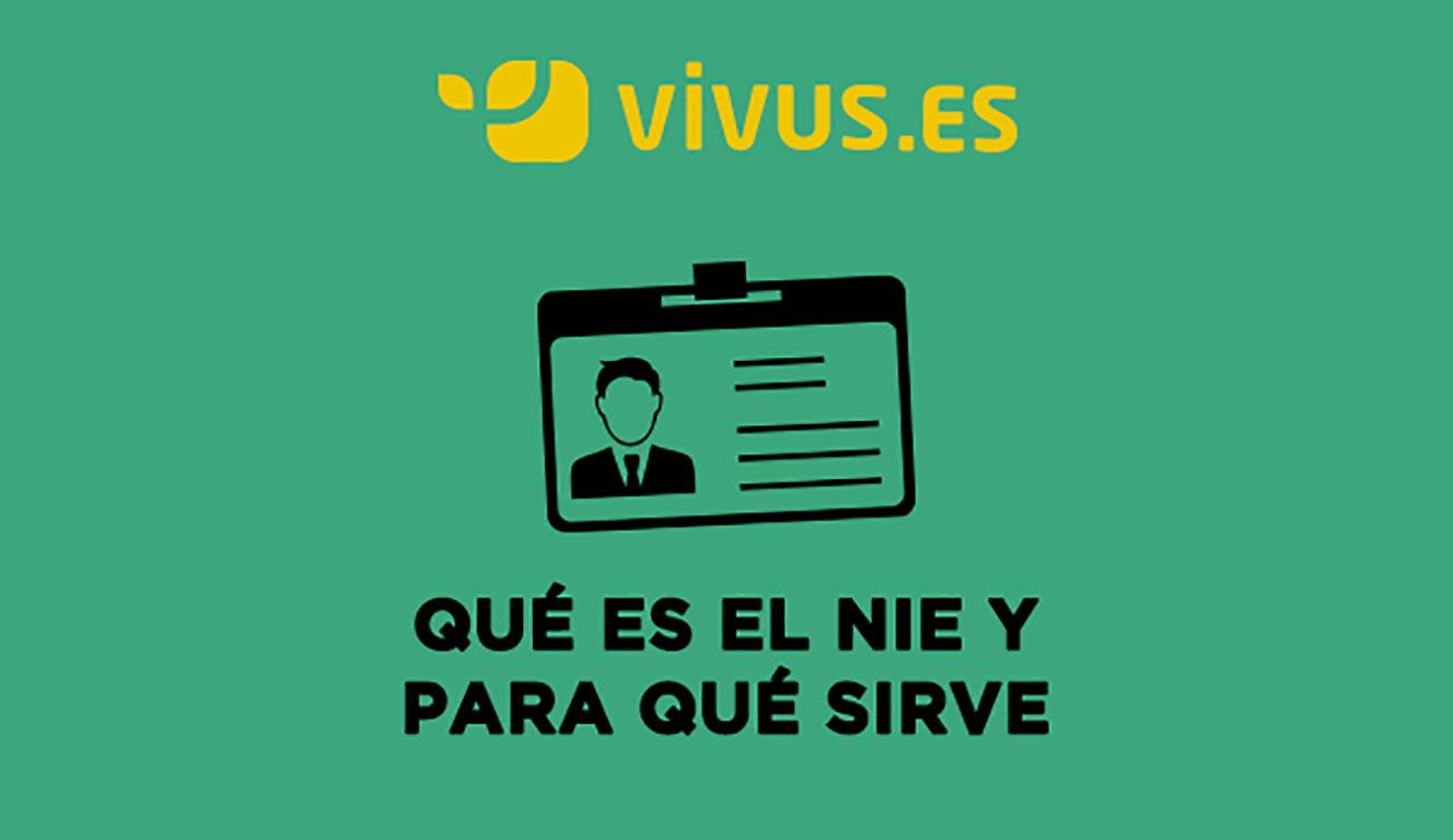 Qué es el NIE: para qué sirve y cómo solicitarlo | Vivus.es