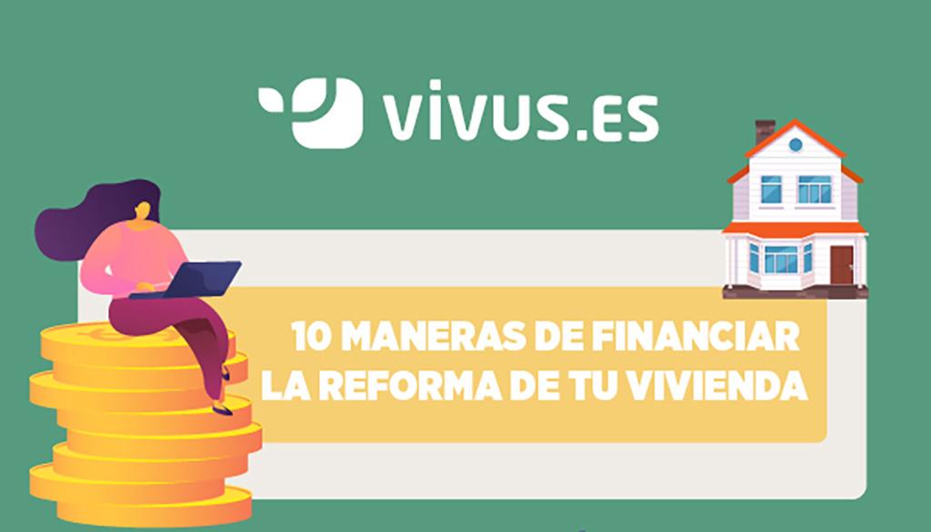 Cómo financiar la reforma de tu vivienda sin problemas | Vivus