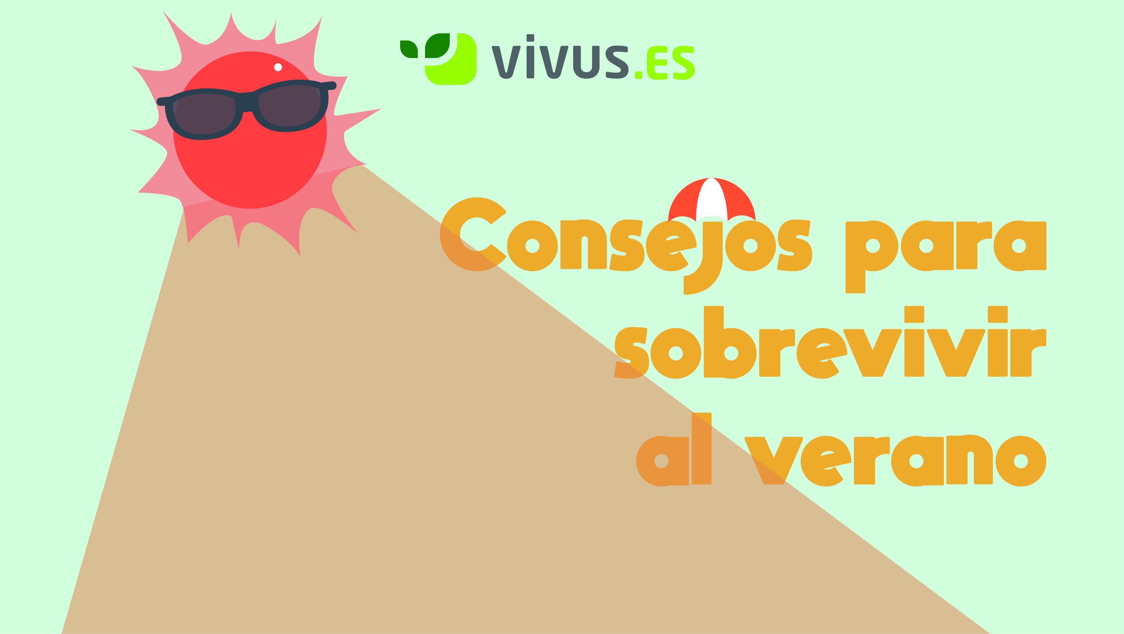 10 consejos de salud para sobrevivir al verano | Vivus.es