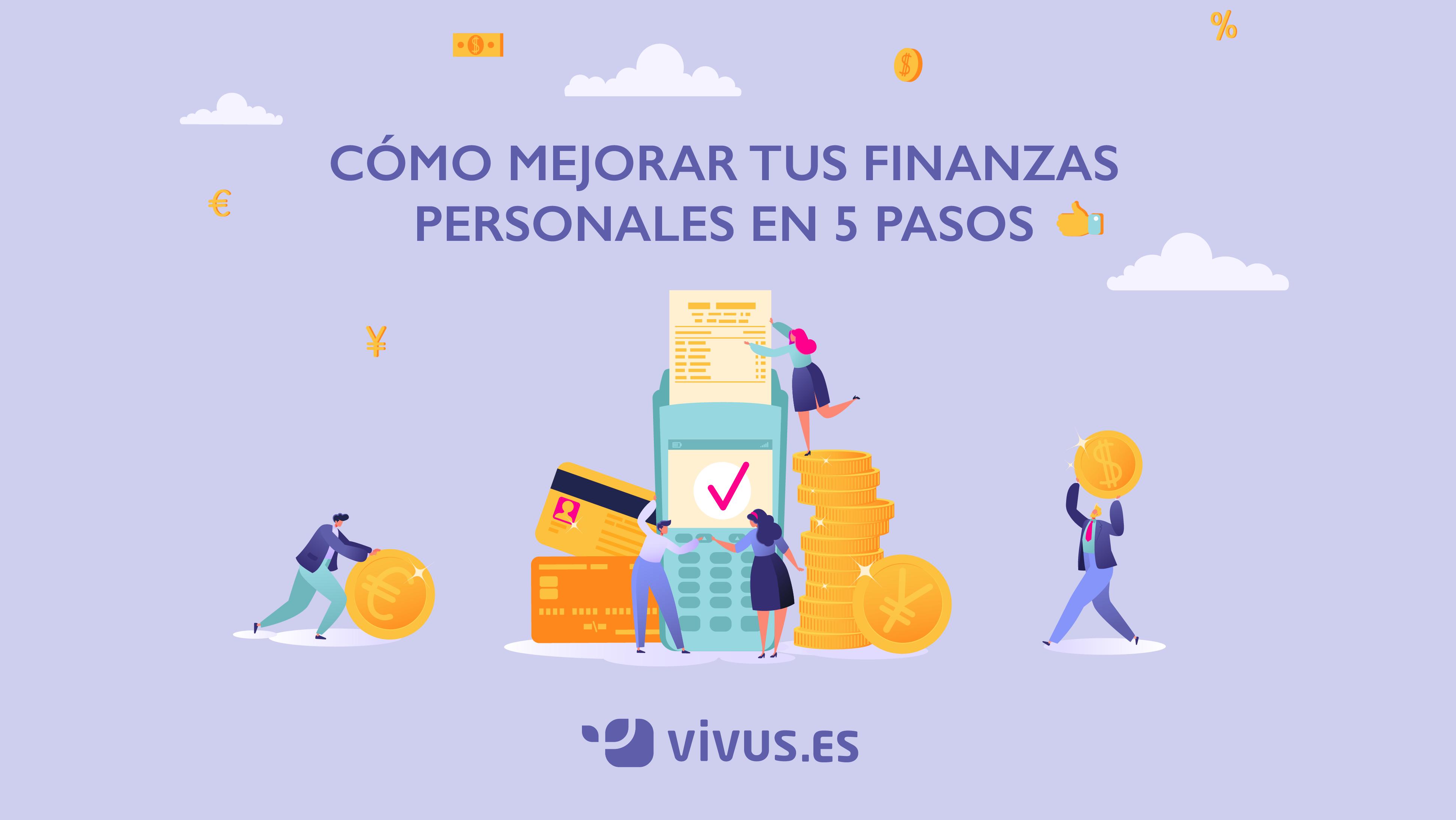 Guía básica para llegar a fin de mes sin sobresaltos | Vivus.es