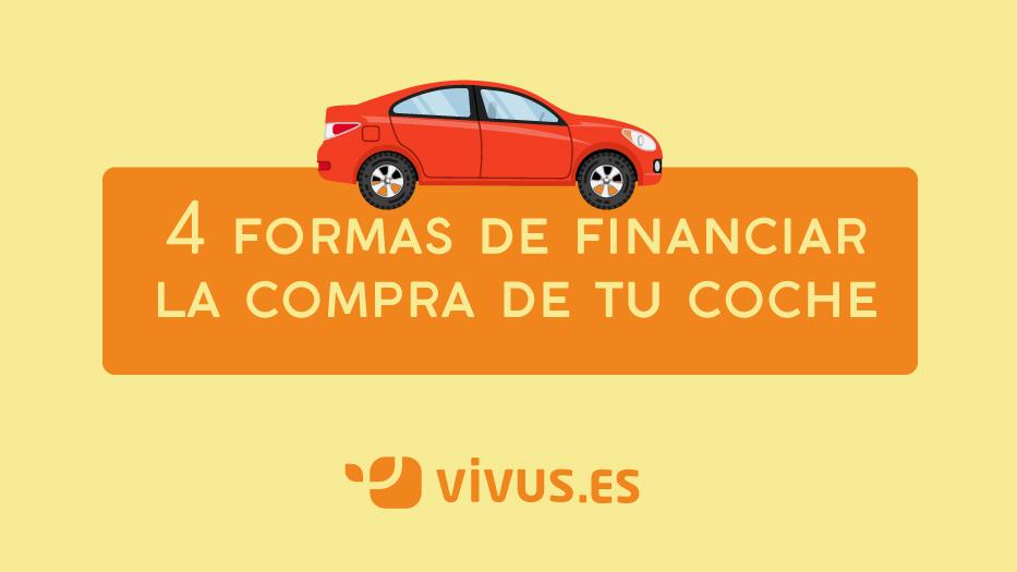 4 formas para ahorrar al financiar la compra de tu coche | Vivus.es