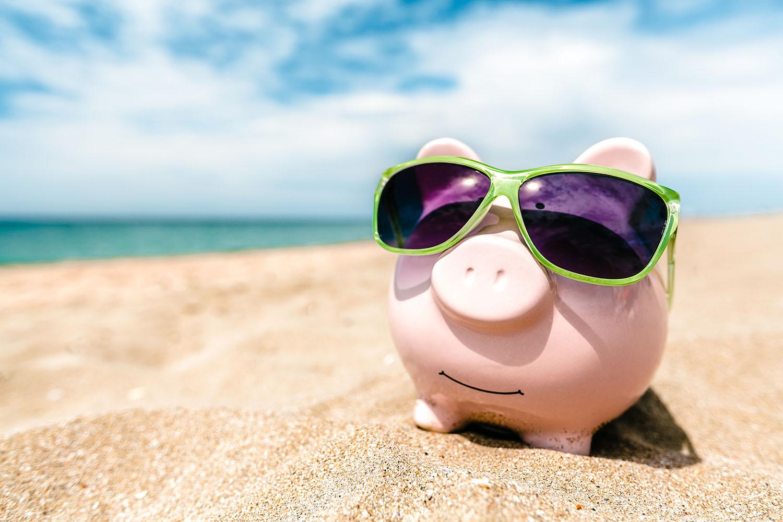 Cinco consejos para organizar unas vacaciones low cost