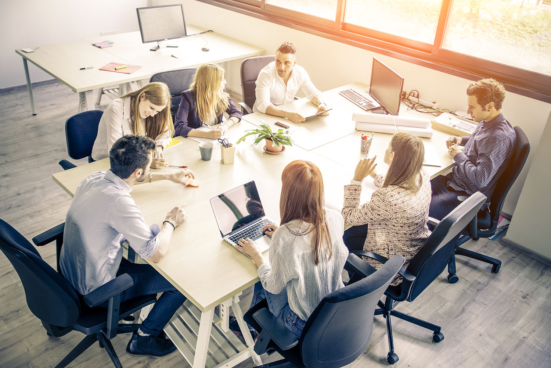 Claves para conseguir que tus reuniones de trabajo sean efectivas