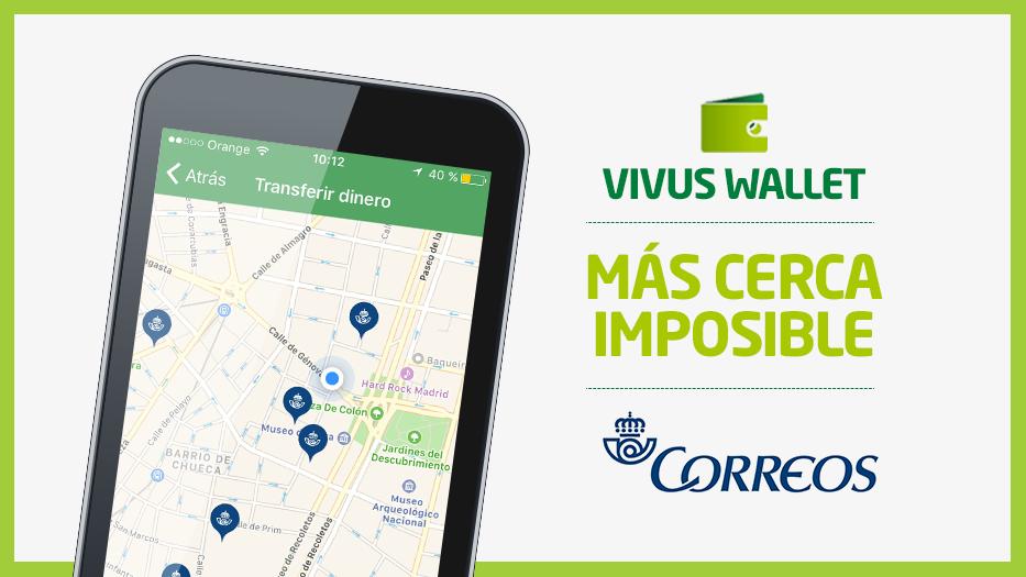 Vivus Wallet convierte tu smarphone en una cartera digital