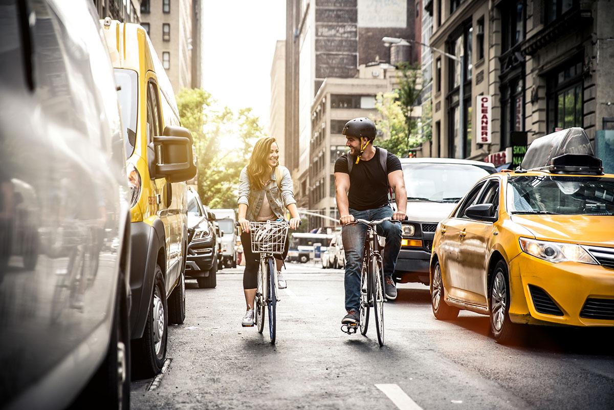 ESTAS son las formas más baratas y sostenibles de moverse por la ciudad