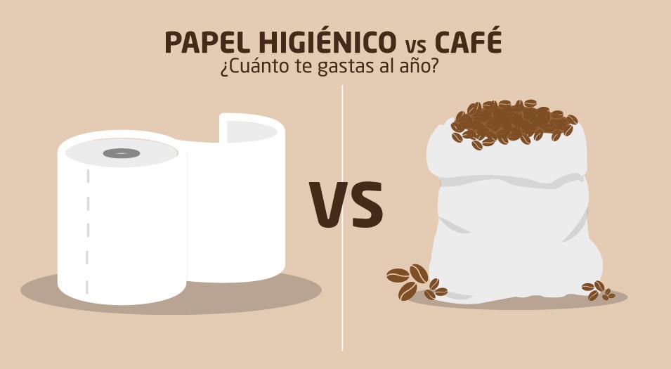 Secretos para ahorrar en el papel higiénico y el café