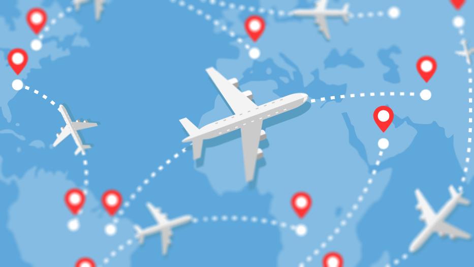 ¿Cómo funcionan los comparadores de vuelos?
