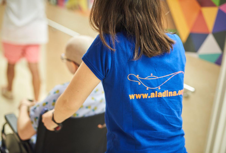 4finance se une a la Fundación Aladina para luchar contra el cáncer infantil