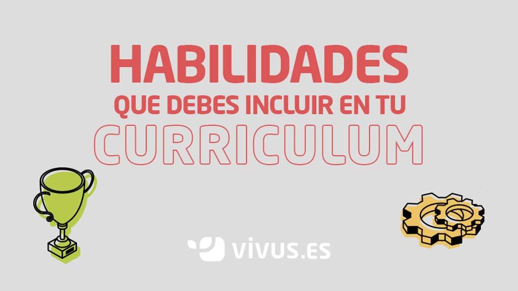 Qué habilidades incluir en el CV (y cuáles no) | Vivus.es