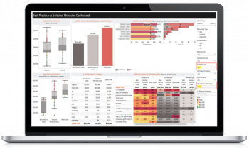 dynafios healthcare analytics platform