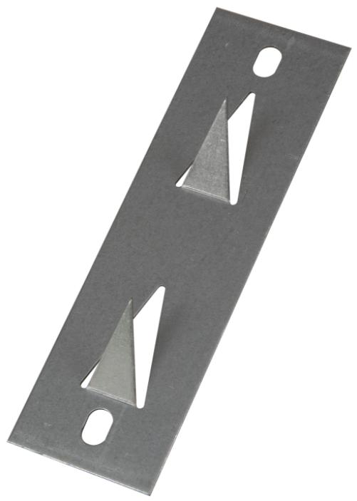 surface mounted panel impaler clip hardware