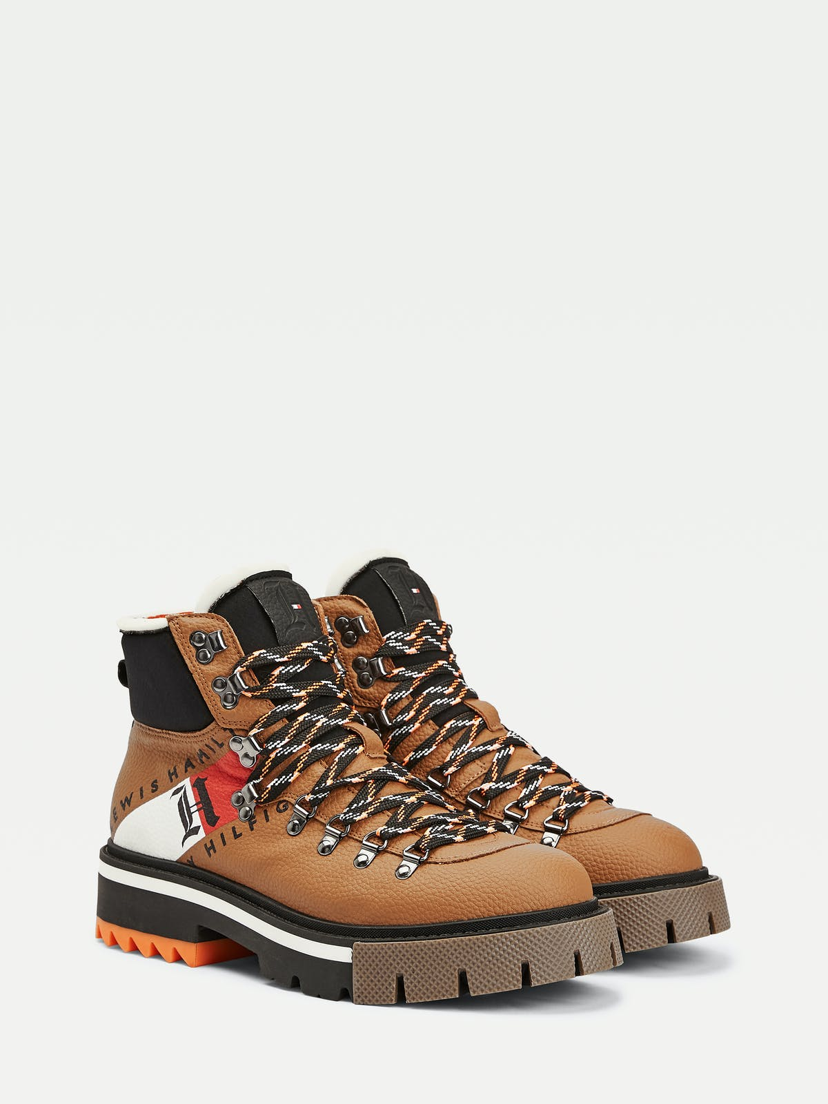 Lewis Hamilton Chunky Outdoor Boots