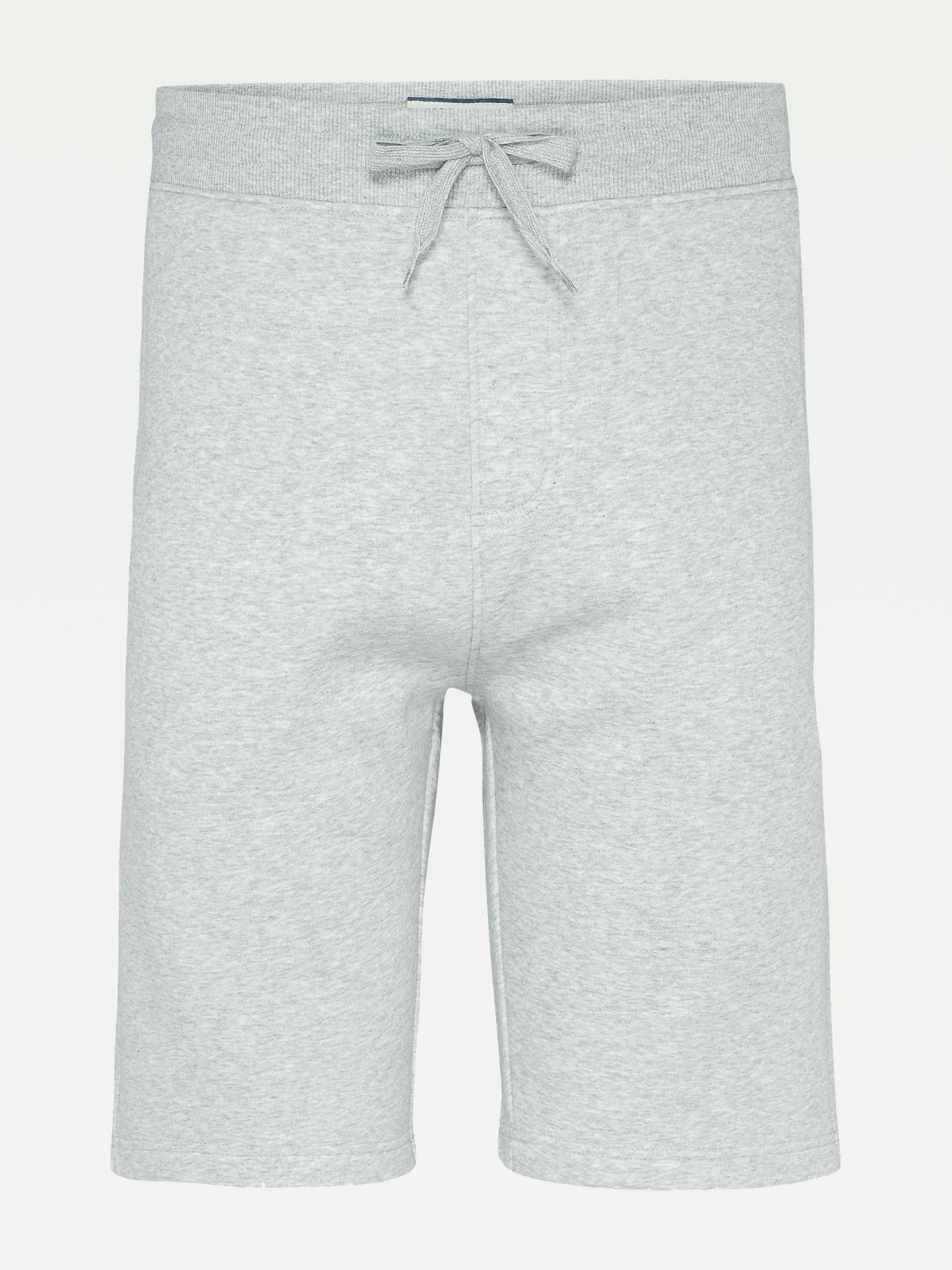 CLASSIC MONOGRAM EMBROIDERY RELAXED FIT SHORTS