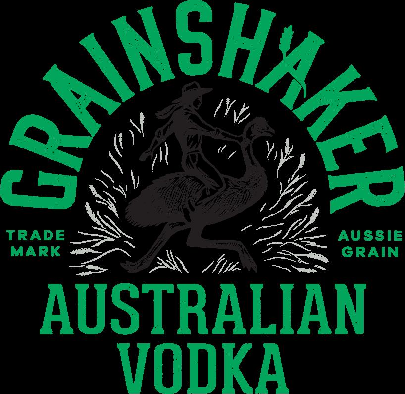 Grainshaker Logo - Female