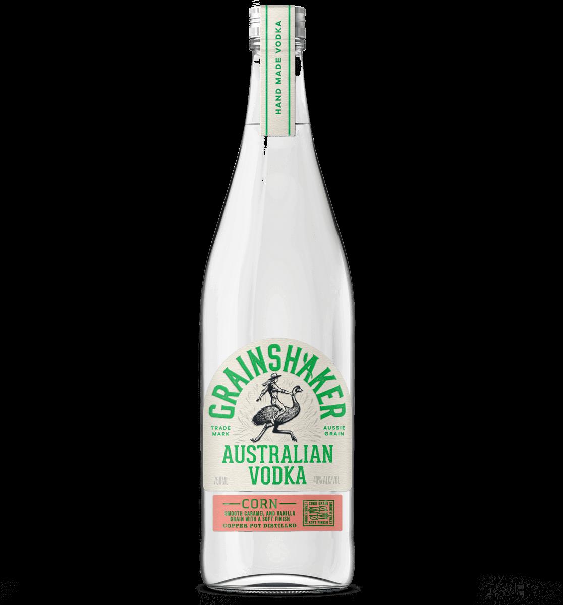 Grainshaker Corn Vodka