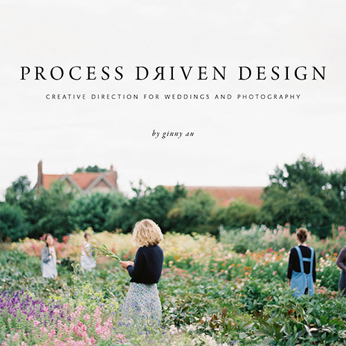 Process Driven Design with Ginny Au