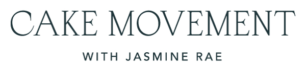 Cake Movement With Jasmine Rae