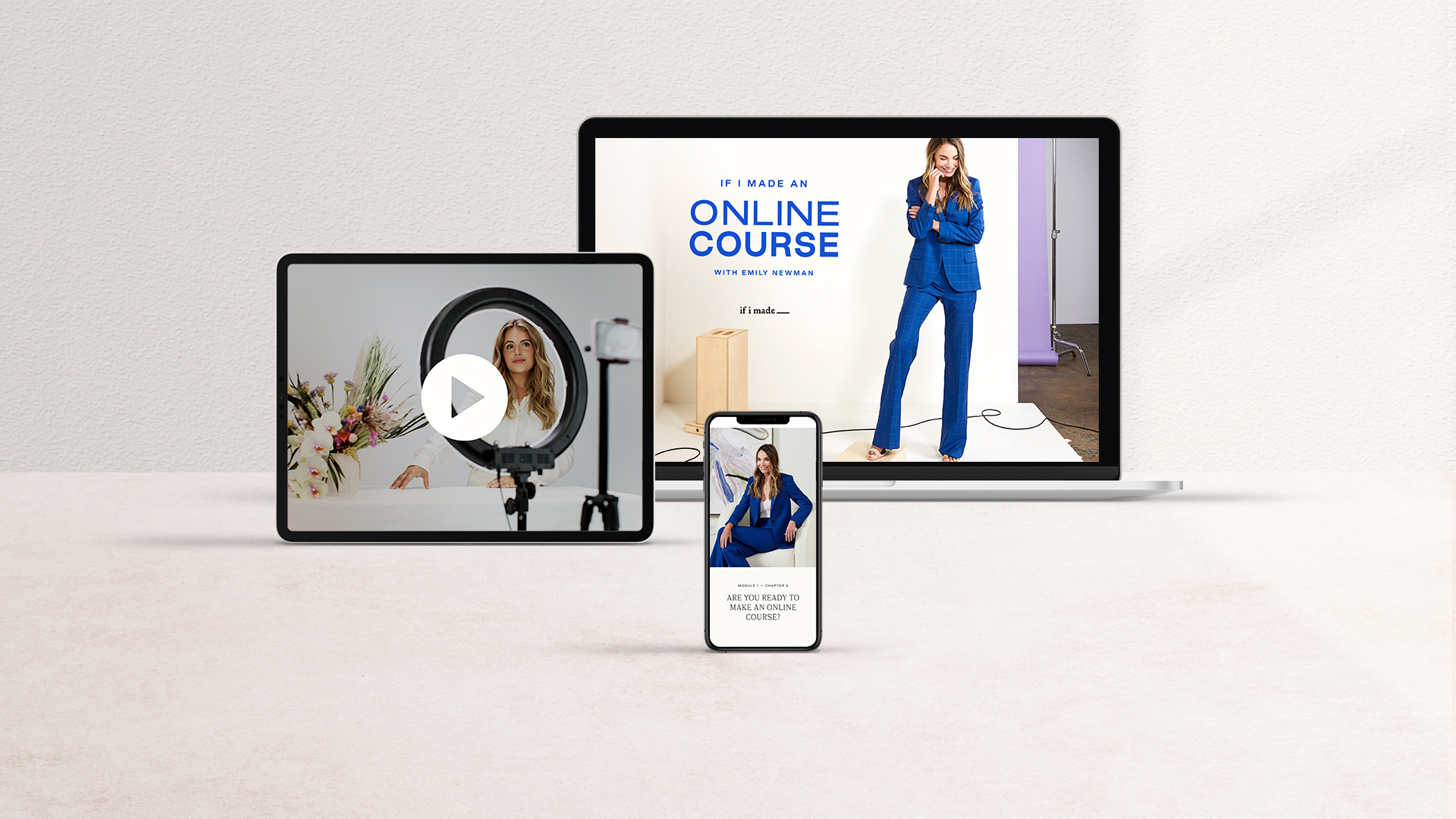 Emily Newman - If I Made an Online Course