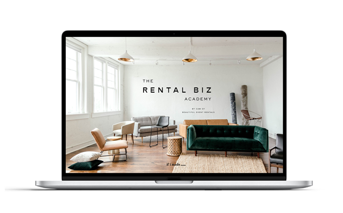 The Rental Business Academy Online Course