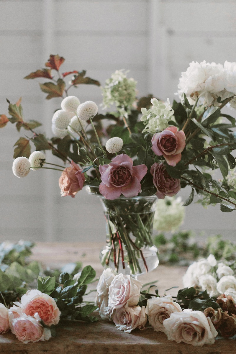 wedding flower classes