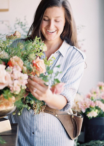 Jessica Zimmerman, Floral Designer