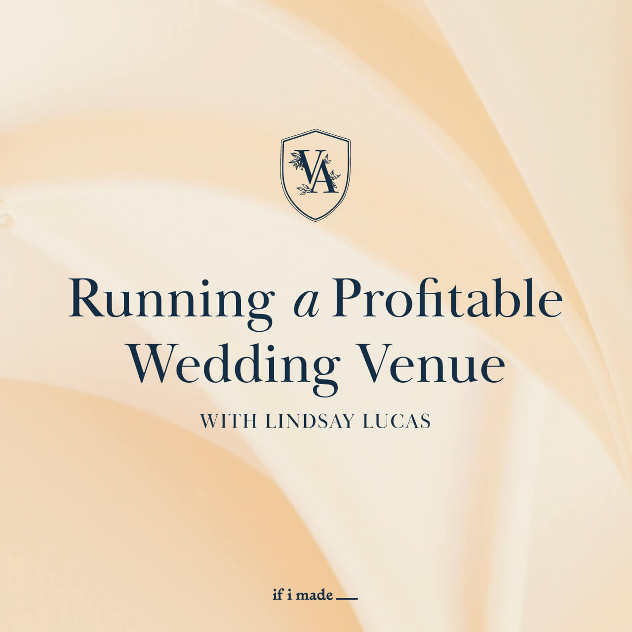 Running a Profitable Wedding Venue with Lindsay Lucas