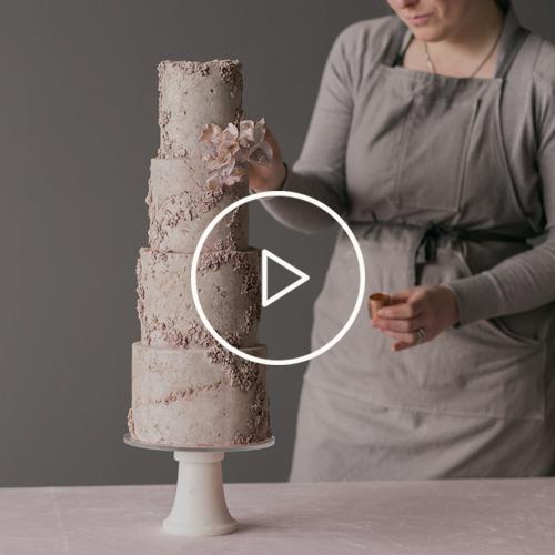 Cake Design - Signature Textures