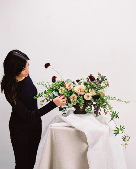 How to properly arrange flowers