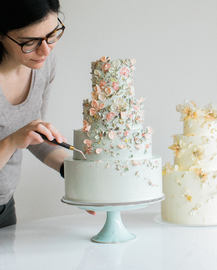 Wedding Cake Classes