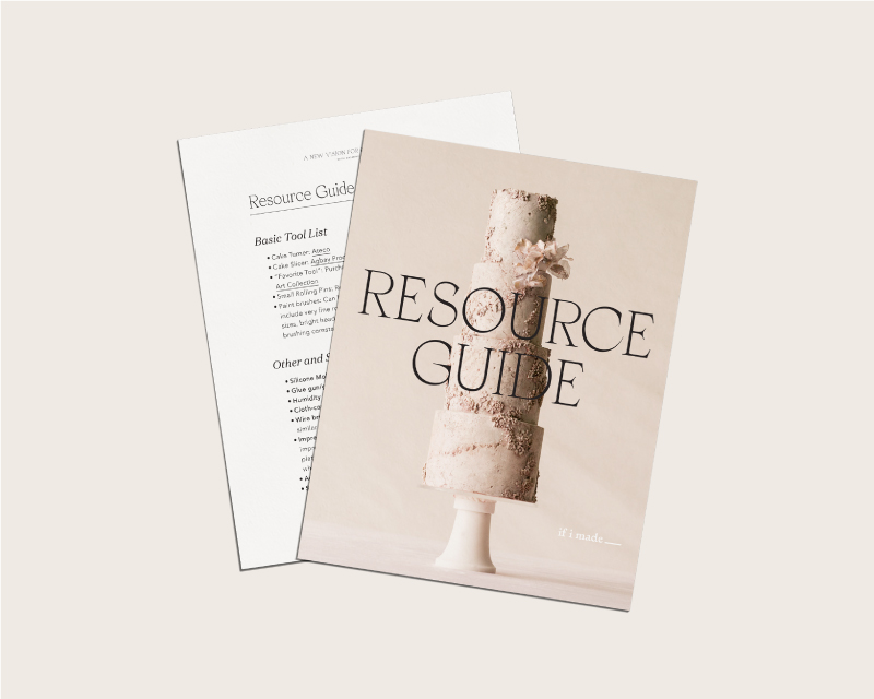 Jasmine Rae's Complete Supplies & Resources Guide