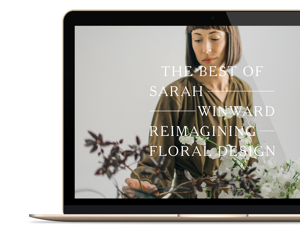 Sarah Winward Floral Design MacBook png