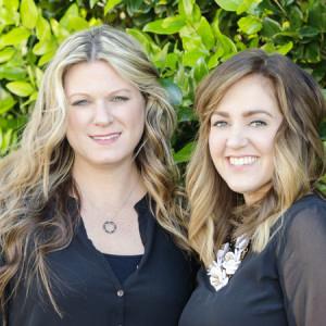 Two women testimonial