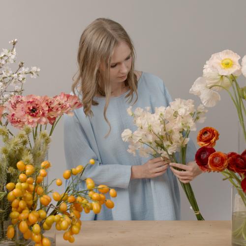 Studio Mondine Flower Recipes