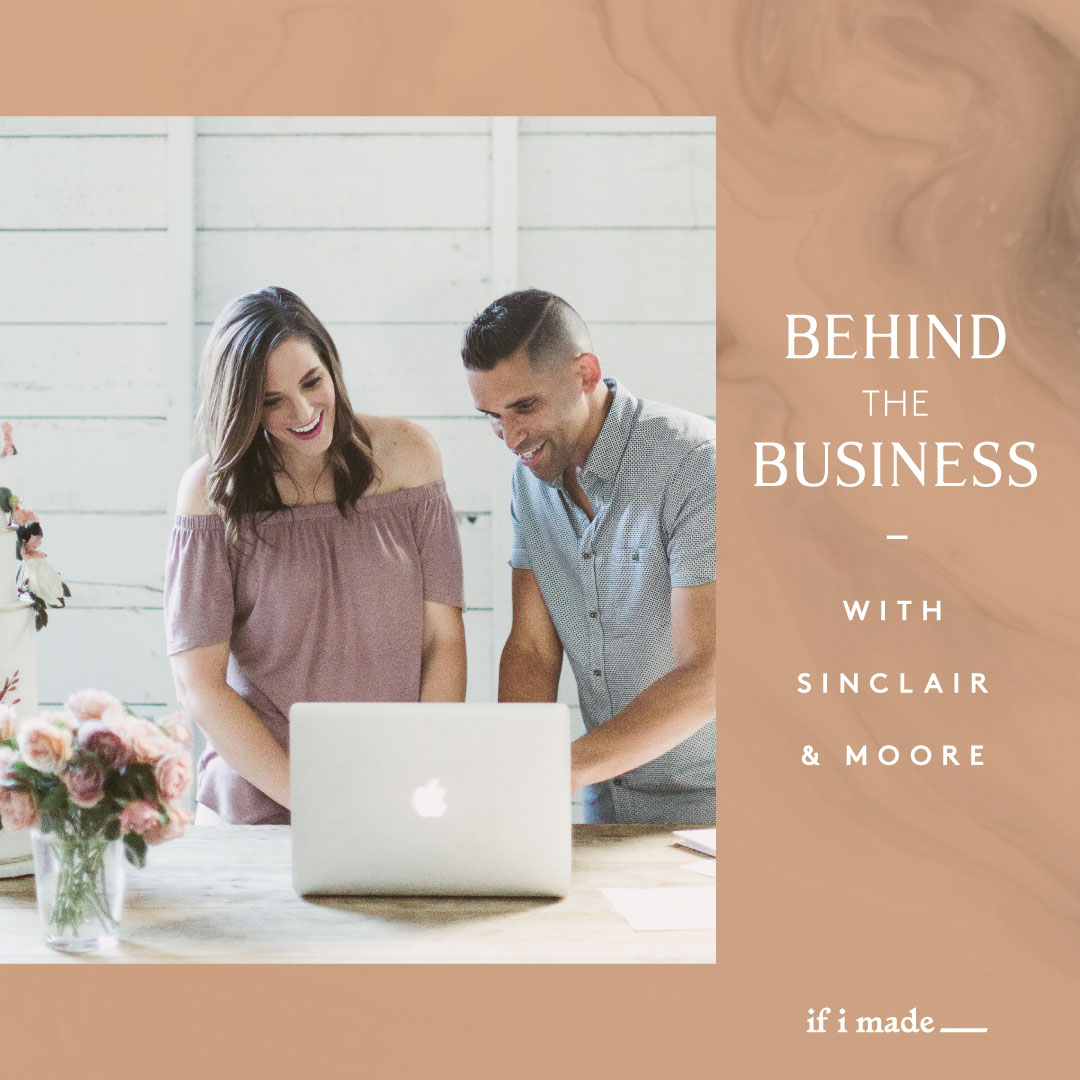 Behind the wedding business