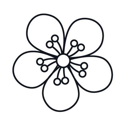 Flower pedal png