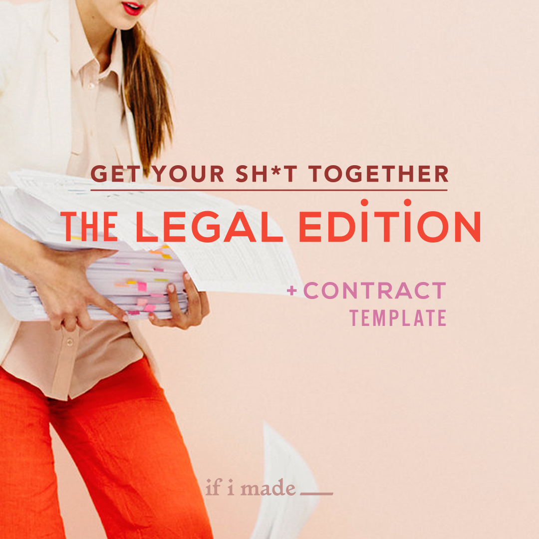 The Legal Edition + Florist Contract Combo