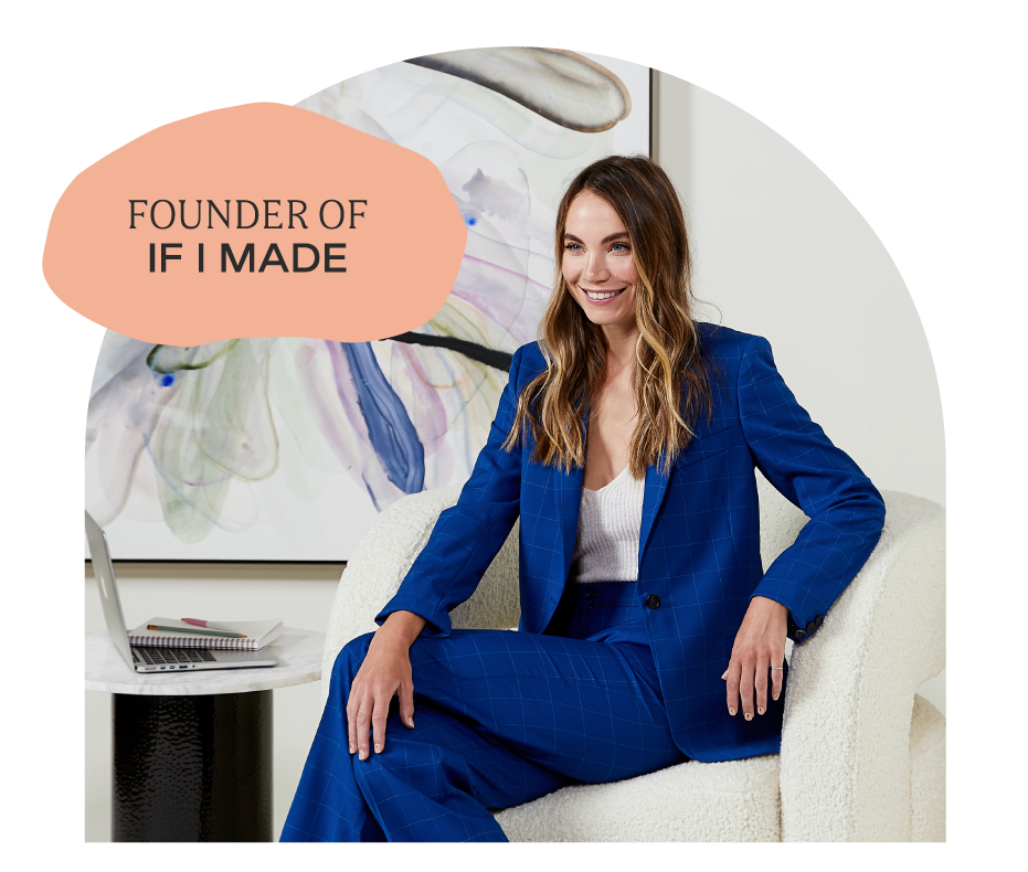 Emily Newman - Founder of If I Made