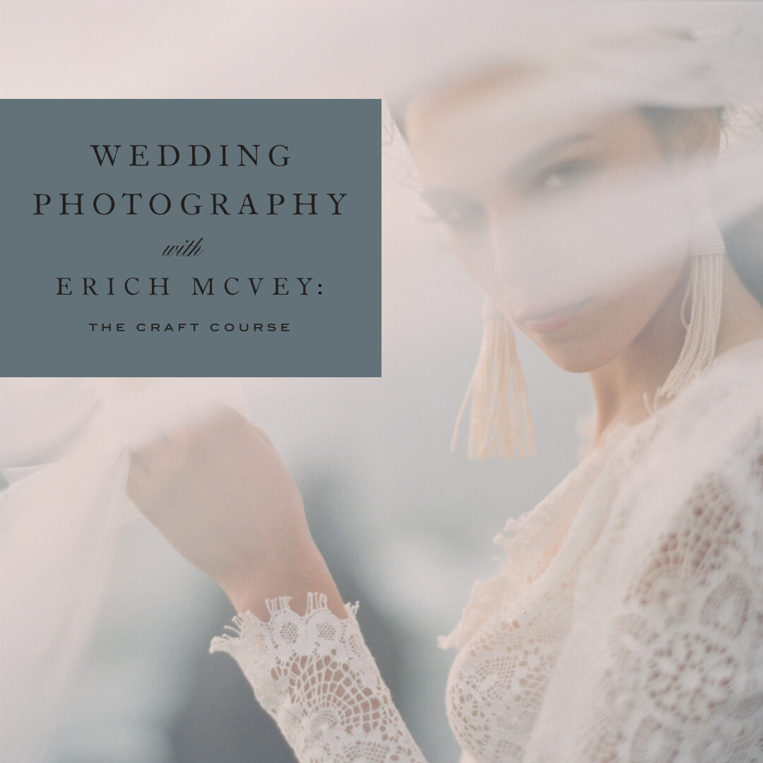 Wedding Photography—The Craft Course