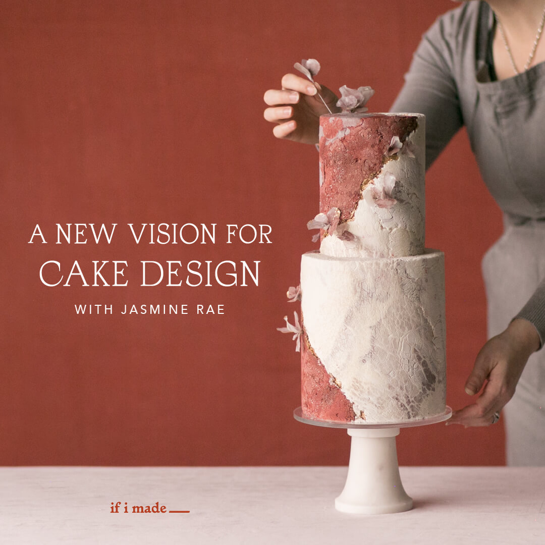 A New Vision for Cake Design