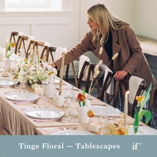 Tablescape Design