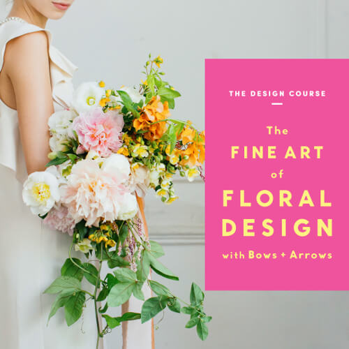 The Fine Art of Floral Design: The Design Course
