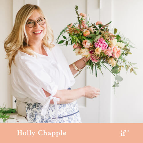 Floral Pricing + Bouquet Demo with Holly Chapple