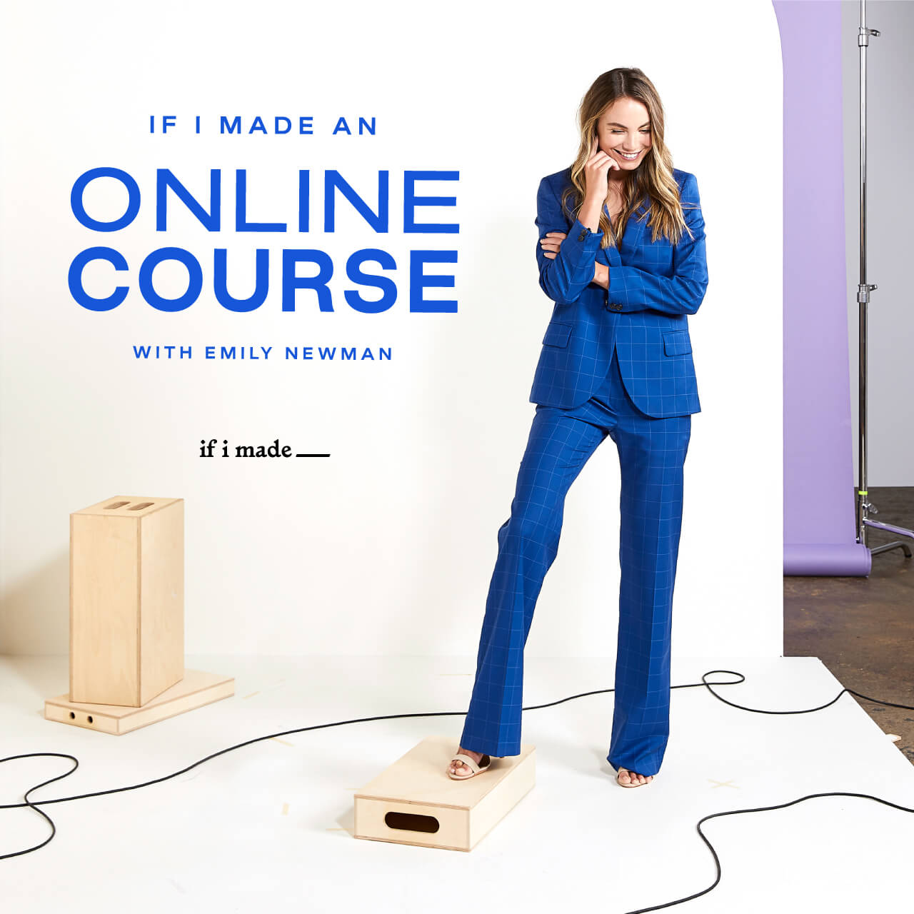 If I Made An Online Course