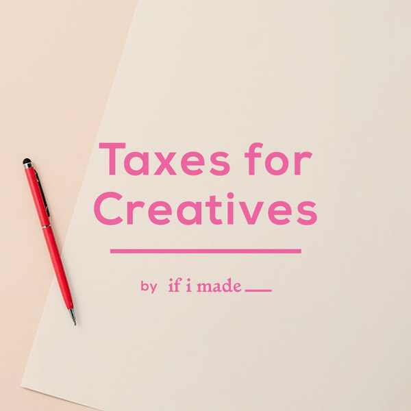 Taxes For Creatives