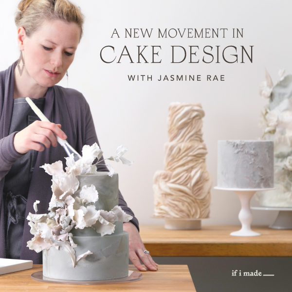 A New Movement in Cake Design