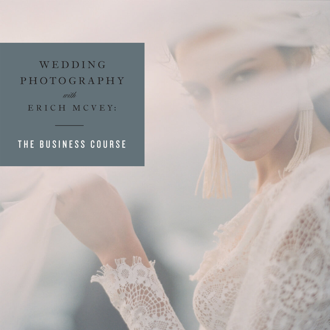 Wedding Photography: The Business Course