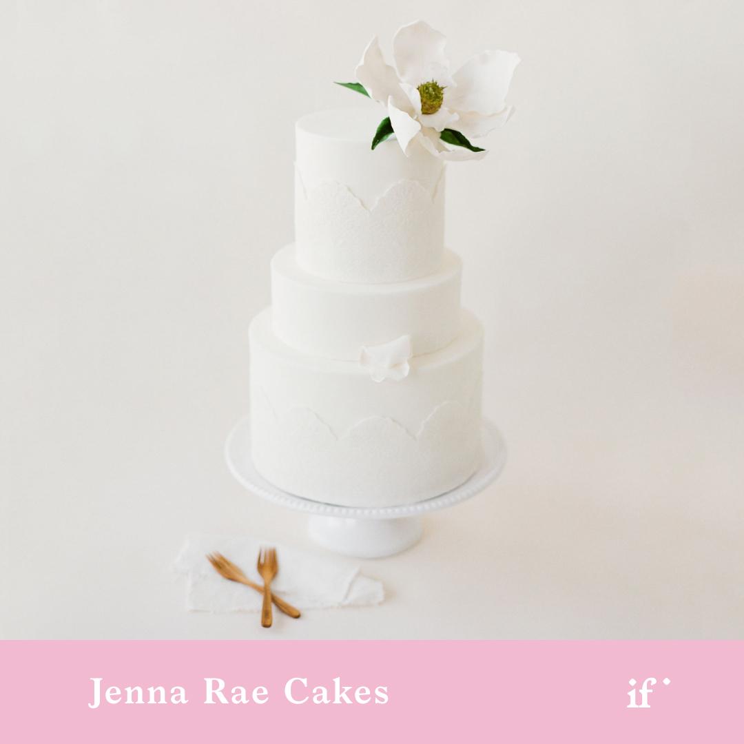 Jenna Rae Cakes | Intro to Cake Design