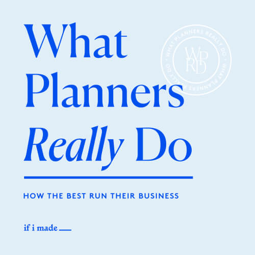 What Planners Really Do