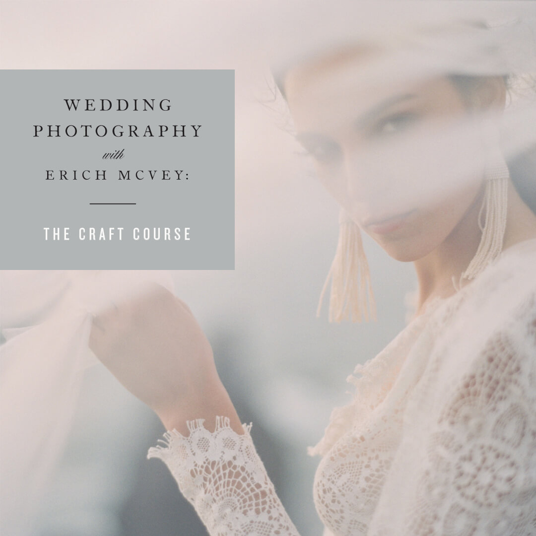 Wedding Photography: The Design Course