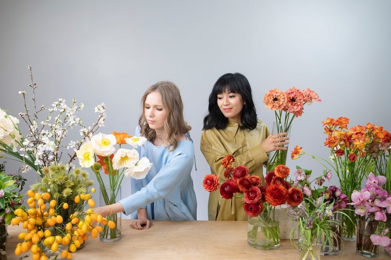 The Art and Business of Flowers with Studio Mondine